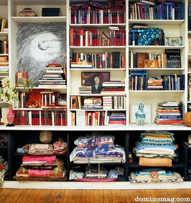 Books and textiles